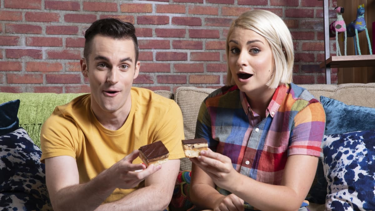 "Courtney and Mike decide which cookie dough dishes deserve ""nom"" status."
