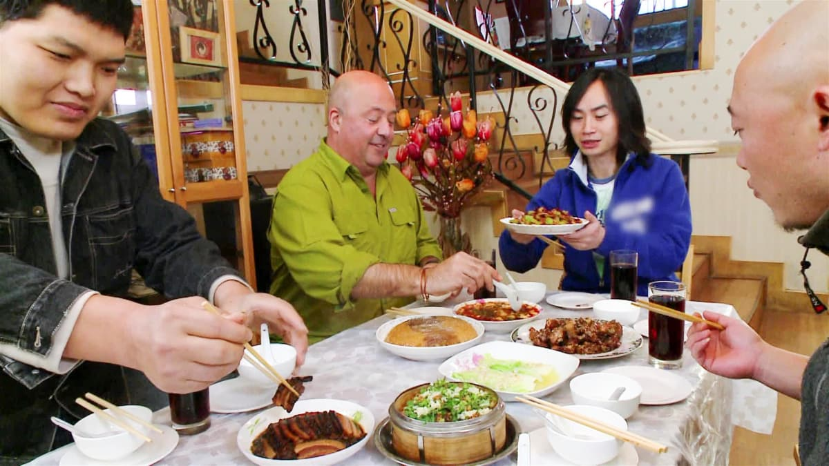 Andrew explores the dishes that keep traditions alive around the world.