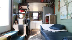 Globetrotters' Tiny House