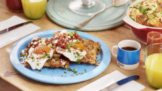 Hash Brown Huevos Rancheros